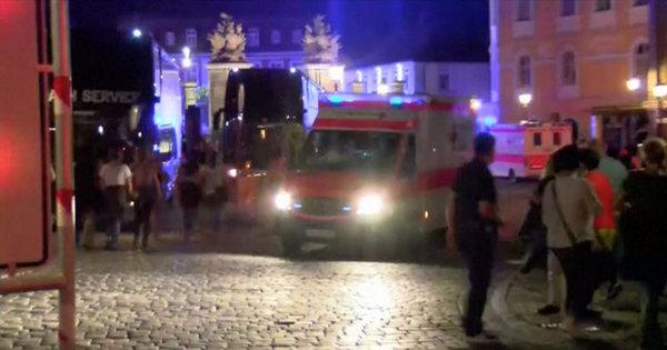 Explosão na Alemanha deixa uma pessoa morta e doze feridas ...