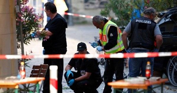 Agressor que explodiu bomba em festival na Alemanha é identificado