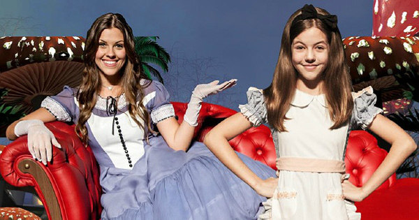 Alice no País das Maravilhas — O Musical é diversão garantida ...