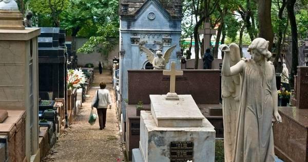 Tombado, cemitério da Consolação tem furtos e funcionário fantasma