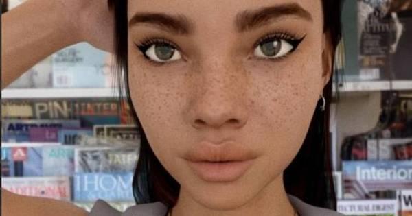 Novo mistério da internet: essa garota é bombada no Instagram e ...