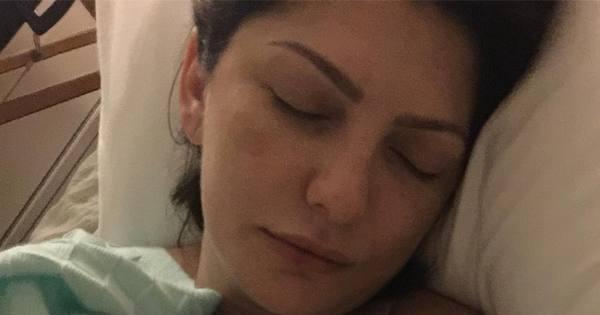 Jonathan Costa mostra Antonia Fontenelle dormindo com Salvatore ...