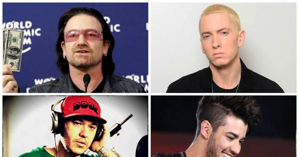 Você sabe o nome real destes músicos? - Entretenimento - R7 Pop