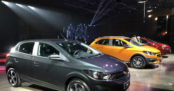 Chevrolet lança novo Onix a partir de R$ 44.890; sedã Prisma terá ...