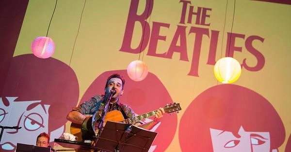 Beatles Para Crianças lança CD em show no Teatro Morumbi ...