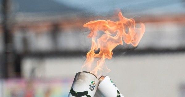 Tocha olímpica chega à cidade do Rio nesta quarta com bloqueios ...