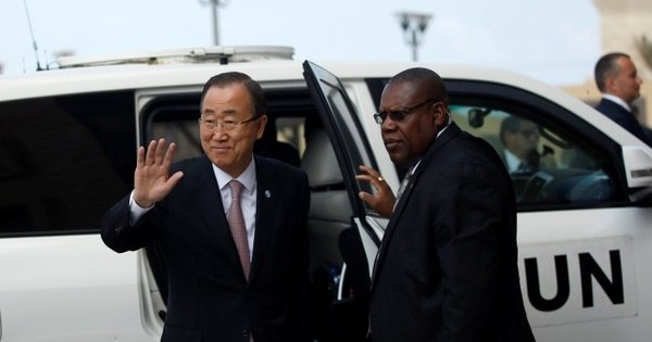 ONU pede trégua em guerras durante Jogos Olímpicos - Notícias ...