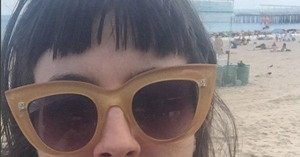 Garota divulga suas próprias selfies nua na internet por uma razão ...