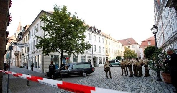 Terrorista que detonou bomba na Alemanha lutou junto ao Estado ...