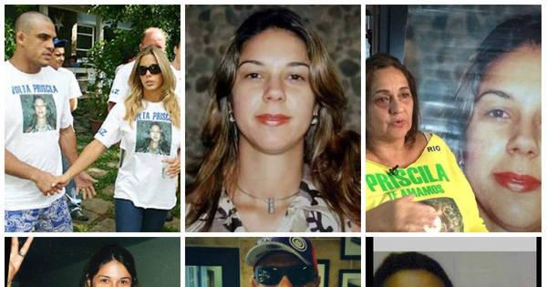 Mãe de Vitor Belfort fala do drama da filha desaparecida há mais de ...