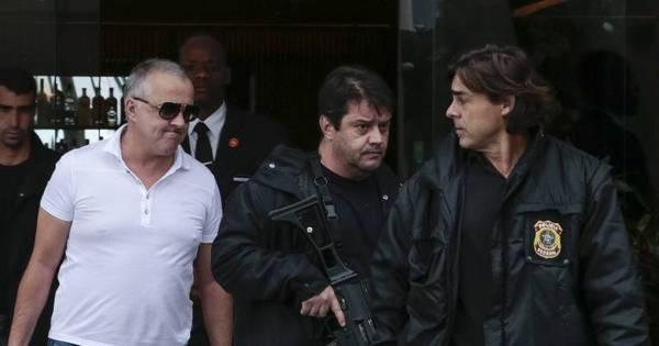 Agentes da PF voltam a prender bicheiro Carlinhos Cachoeira no RJ