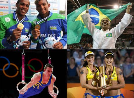 Revista norte-americana projeta vinte medalhas para o Brasil