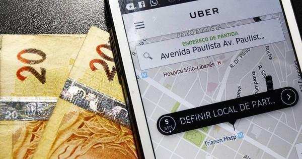 Uber começa hoje a aceitar dinheiro, mas novidade gera medo e ...