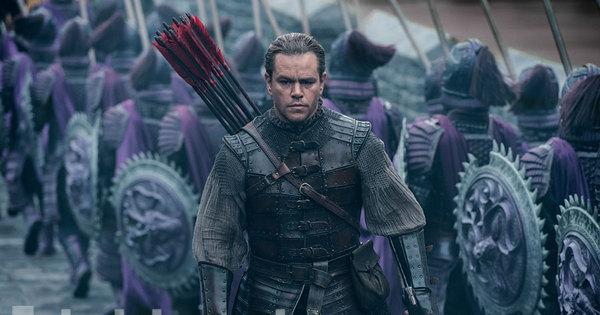 Veja imagens do épico The Great Wall, com Matt Damon - Cinema ...