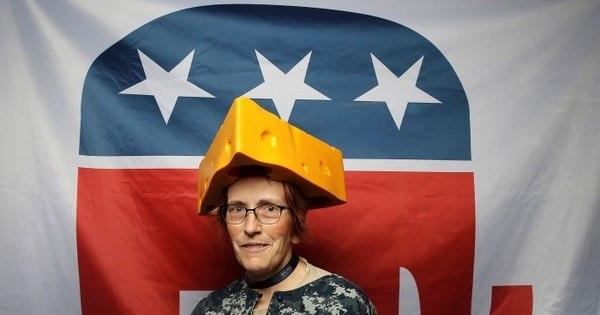 Delegados mostram lado descontraído das eleições americanas e ...