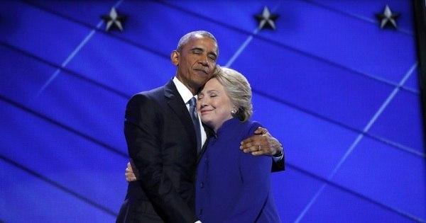Obama pede a eleitores dos EUA que levem Hillary Clinton à Casa ...