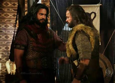Após tentar matar Josué, Acã implora ajuda ao líder dos hebreus