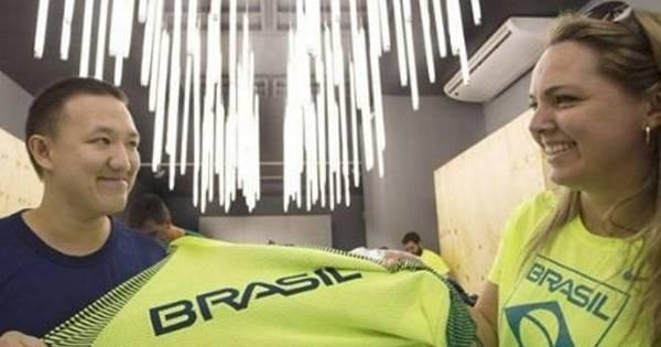 Casal do tiro esportivo brasileiro torcerá um pelo outro na Rio 2016 ...