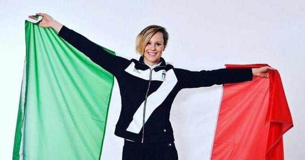 Musa da natação será porta-bandeira da Itália na Cerimônia de ...