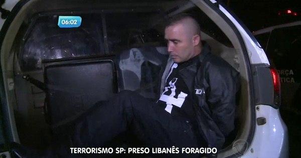 Homem ligado a grupo terrorista é preso em São Paulo - Notícias ...