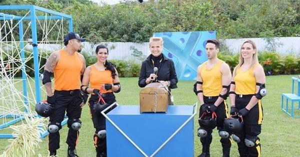 Olimpíada do Bem: Naldo enfrenta Raphael Montagner em nova ...