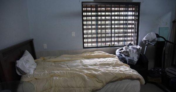 A vida de luxo de traficante brasileiro em prisão 'cinco estrelas' no ...