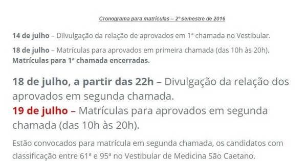 Universidade da Grande SP recusa matrículas do Fies e estudantes ...