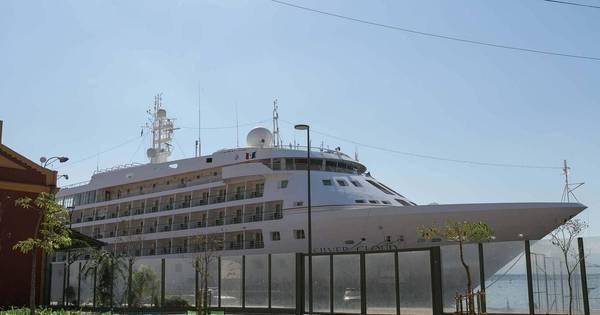Luxuoso navio que acomodará seleção de basquete dos EUA ...