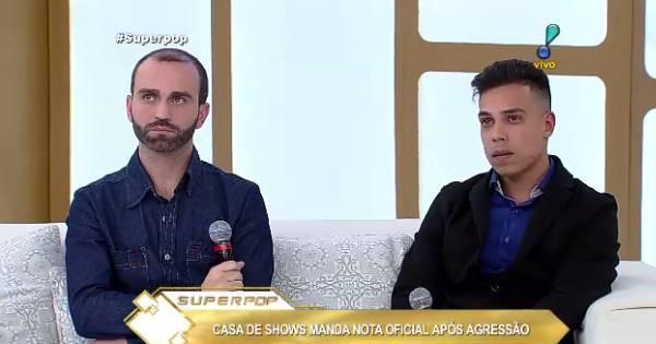 Casal gay agredido em show de Ivete pede indenização de R$ 1,3 ...