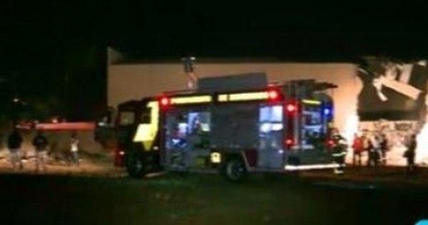 Avião cai e deixa oito mortos em Londrina - Notícias - R7 Cidades