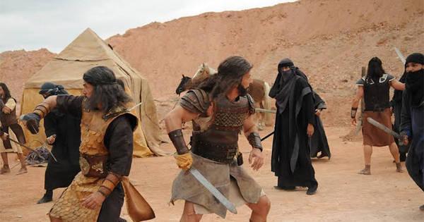 Bandidos beduínos atacam o acampamento hebreu - Fotos - R7 A ...
