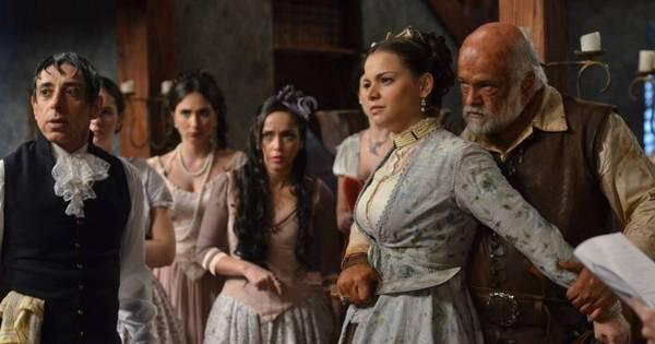 Osório faz Filipa refém e a ameaça com uma faca - Entretenimento ...