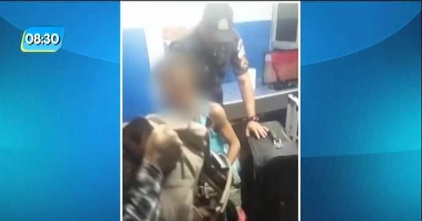 Mulher é presa ao tentar embarcar em ônibus com criança dentro ...