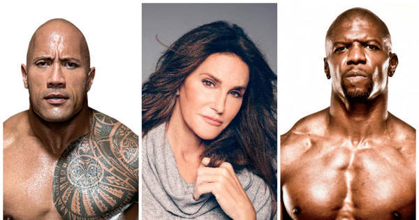 De The Rock a Caitlyn Jenner: famosos já foram atletas e ...