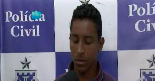 Preso após violentar vizinho de 11 anos, jovem tenta culpar vítima ...