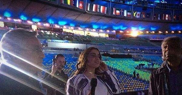 Gilberto Gil ensaia para a abertura dos Jogos Olímpicos um dia ...