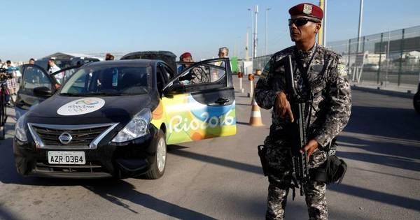 Olimpíadas fazem procura por blindados disparar e locação de ...