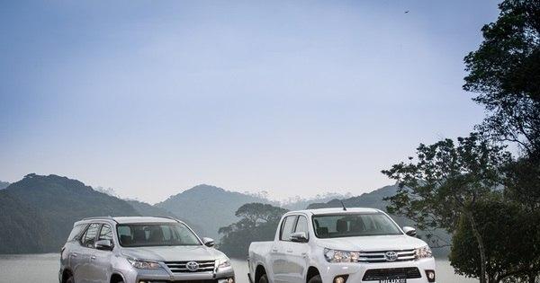 Toyota revela Hilux e SW4 com motor flexível - Fotos - R7 Carros