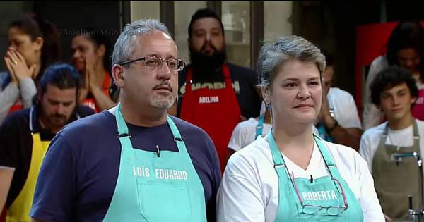 Joelma reprova pratos do Norte e Roberta e Luís Eduardo são ...
