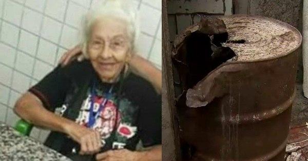Filho e cuidadora são suspeitos de matar idosa encontrada em ...