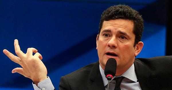 Justiça rejeita arquivamento de ameaça a Sérgio Moro - Notícias ...