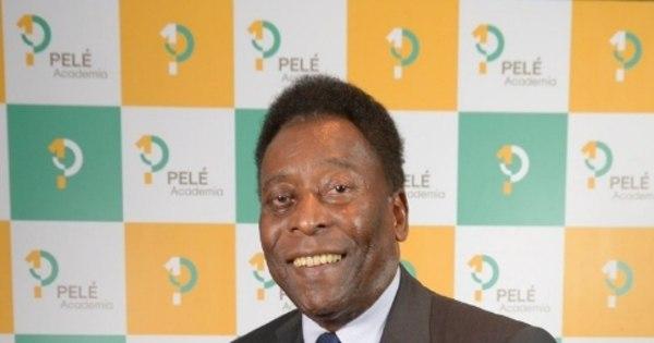 Pelé está fora da cerimônia de abertura da Rio 2016 - Rede record ...