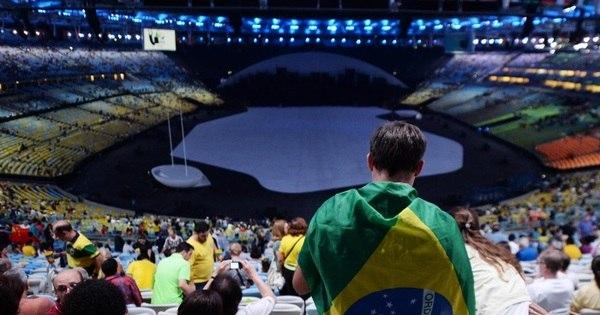 Rio respira Olimpíadas a poucas horas da abertura oficial. Veja as ...