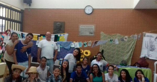 ' Modelo Oxente': estudantes produzem cordéis e valorizam cultura ...