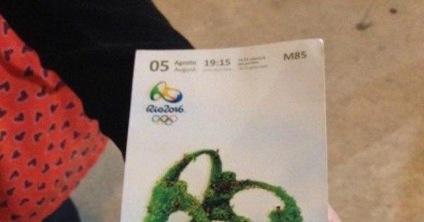 Ingressos falsos são barrados na cerimônia de abertura dos Jogos ...