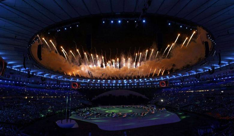 Os Jogos Olímpicos do Rio de Janeiro estão oficialmente abertos. A Cerimônia de Abertura da competição acontece nesta sexta-feira (5), no Maracanã, principal estádio da cidade. Veja as melhores imagens a seguir