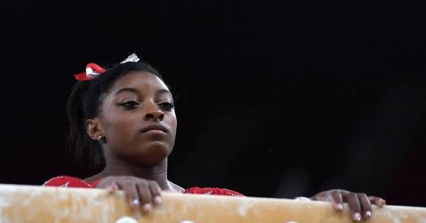 Americana Simone Biles chega ao Rio como franca favorita na ...