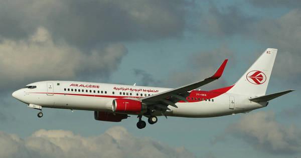 Avião que sumiu dos radares aterrissa em segurança na Argélia ...