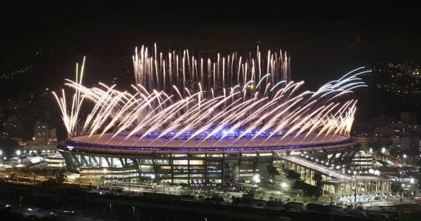 """Encerramento da Rio 2016 será """"celebração feliz, mas melancólica ..."""