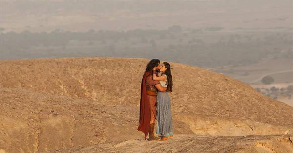 Josué e Aruna se beijam pela primeira vez em encontro romântico ...